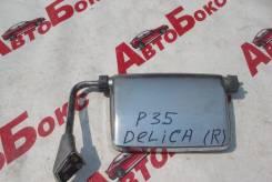 Зеркало. Mitsubishi Delica, P25W Двигатель 4D56