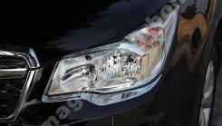 Накладка на фару. Subaru Forester, SJ, SJ5, SJG