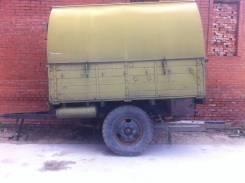 СЗАП военный прицеп, 2000