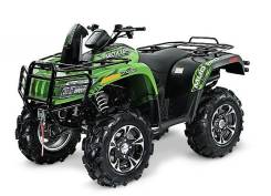 Arctic Cat MudPro 700, 2011