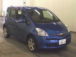 Toyota Ractis, 2007