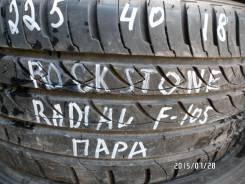Rockstone F105. летние, б/у, износ 5%