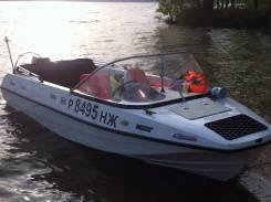 Лодка Сибирь-460 (Казанка)