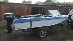 Меняю моторную лодку Ока-4 с прицепом и мотором Тохатсу30 на гидроцикл