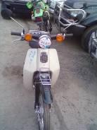 Honda Super Cub 50, 2011