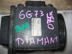 Датчик расхода воздуха E5T06075 ММС Diamante 6g73 7 контактов