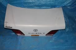 Крышка багажника. Toyota Cresta, GX100