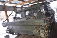 Продается Гусеничный транспортер-тягач ГАЗ-71