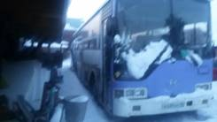 Автобус по запчастям