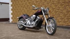 Honda Fury, 2010