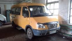 ГАЗ ГАЗель Микроавтобус, 2003