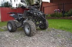 Armada ATV 50G, 2012