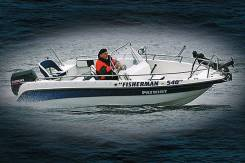 Катер Pragmatic 540 Рыбак