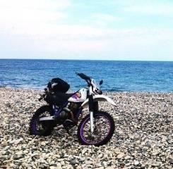Yamaha TT-R 250, 1995