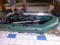 Ризиновая лодка и мотор suzuki