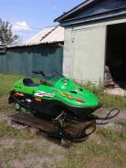 Arctic Cat ZR 120, 2008