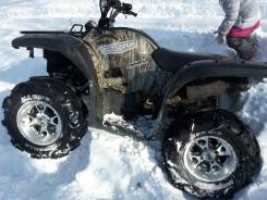Yamaha Grizzly 700 EPS, 2007