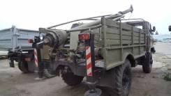 Продается бур на базе ГАЗ 66
