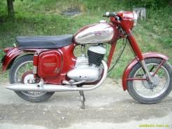 Ява 250, 1970