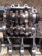 Коробка передач на Kawasaki ZXR 250(ZX250A)