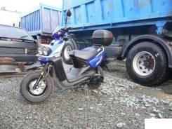 Yamaha BWS, 2008