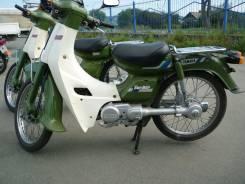 Yamaha Mate 50, 1990
