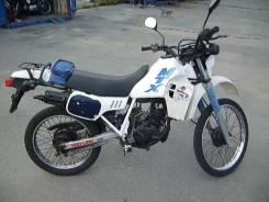 Honda MTX 50, 1986