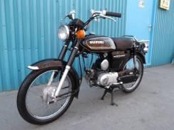 Suzuki K50. 49куб. см., исправен, без птс, без пробега