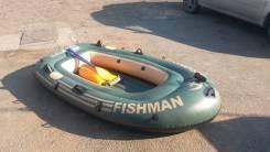 Лодка надувная Fishman 200
