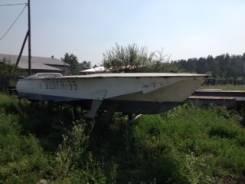 Лодка моторная Волга