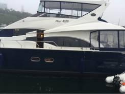 Продается мотрная яхтя Carver Marquis 60