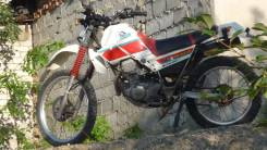 Yamaha Serow, 1996
