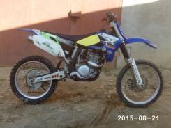 Yamaha YZ 250, 2002