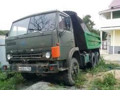 Камаз 5511 самосвал, 1988