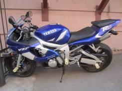 Yamaha YZF R6, 2001