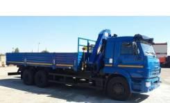 КамАЗ 65117 с PM 19023, 2020