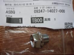 Пробка поддона Suzuki 09247-14027