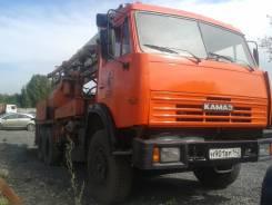 Бетононасос на базе КАМАЗ-53215 2005г.в., 2005