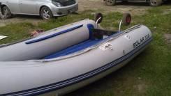 Продам  лодку colar 330