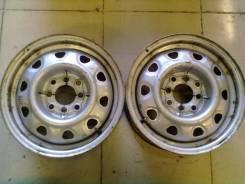 Стальные диски универсальные 14 4x100 (114,3) 67,1mm ET45