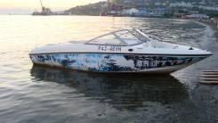 Bayliner. 2006 год, длина 6,00м., двигатель стационарный, 135,00л.с., бензин