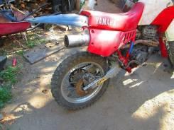 Yamaha TT-R 250, 1989