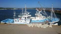 Шхуна рыболовная