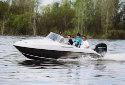 Комбинированная моторная лодка Bester-480