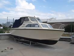 Продам катер Shetland 640