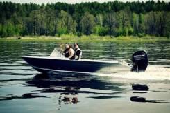 Алюминиевая моторная лодка Bester-490