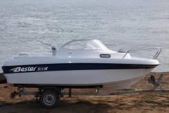 Каютный катер Bester-500P