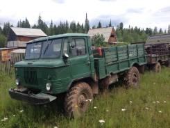 Продается а/м ГАЗ-66  1981 года выпуска