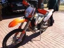 KTM 530 EXC, 2009