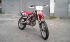 Honda CRF 250X, 2007